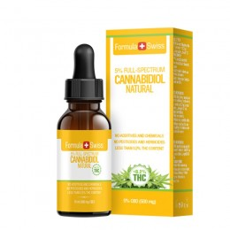 CBD Oil MCT Natural