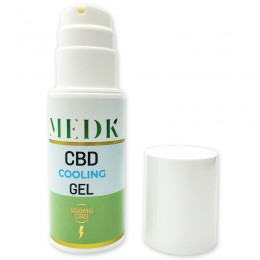 Cooling Muscle Relief CBD Gel